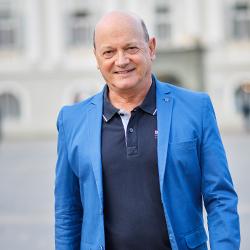 MD Dr. Peter Jost © Stadt Klagenfurt