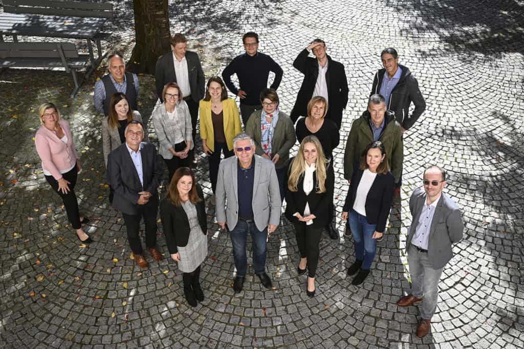 m Donnerstag startete die Ausbildung der kommunalen Fördermanager im Europahaus in Klagenfurt. © StadtKommunikation/Helge Bauer